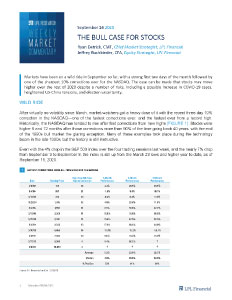the case for bull stocks cover page